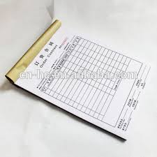 receipt book printing alibaba china custom printed receipt book cheap invoice book