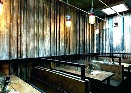 metal walls corrugated wall panels interior steel for siding french farmhouse with corrugated metal