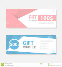 Free Business Gift Certificate Template Pink Blue Gift Voucher Template Patterncute Gift Voucher 21