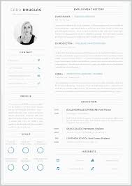 Best Resume Template Modern 198959 Resume Template Ideas