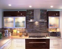 Slate Kitchen Backsplash Kitchen Neutral Kitchen With Mahogany Kitchen Set Also Slate
