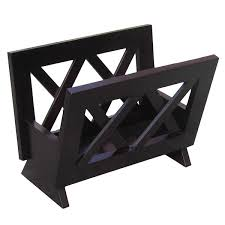 Magazine Holders For Bookshelves Delectable Magazine Holders Racks You'll Love Wayfair