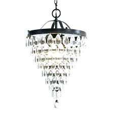 chandelier chandeliers and pillar candle allen roth 4 light crystal light d brushed nickel chandelier xw allen roth mediterranean candle