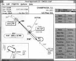 Obtaining Charts To Use With Flight Simulator