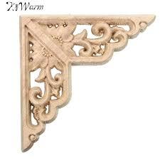 wood furniture appliques. Appliques For Furniture Wooden Interesting Wood Carved Corner Applique Unpainted .