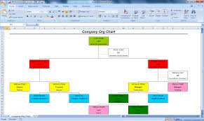 How To Draw An Organizational Chart In Word 2010 57 Prototypical Microsoft Organizational Chart Software