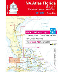 Tide Chart Key Largo Region 8 4 Florida South Plantation Key To Key West 2016 17