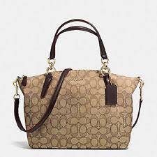 ... NWT Coach Handbag F36625 Signature Small Kelsey Satchel, Cross-Body, ...
