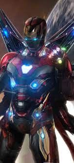 Iron Man iPhone 11 Pro Max Wallpapers ...