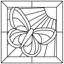 Small Picture Free Stained Glass Coloring Pages 19 Image Ready Gianfredanet