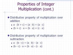 Distributive Property Multiplication Over Addition Worksheets for ...