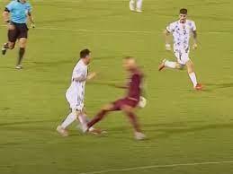 Horror-Foul: Venezuela-Kicker bringt Lionel Messi grob zu Fall [Video]