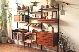 mid century modern modular wall unit furniture ingenious design ideas shelving marvelous decoration danish teak diy