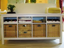 Concept Sofa Table With Storage Baskets Full Size Of Sofas Centerremarkable Tableth For Ideas