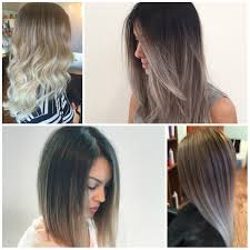Stunning Grey Hair Color Ideas For 2016 2017 Page 2 Best Hair