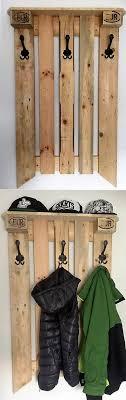 Best 25+ Pallet coat racks ideas on Pinterest | Wooden coat rack ...
