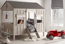 restoration hardware childrens furniture. cabin bed is kid size indoor dwelling by restoration hardware 1 childrens furniture