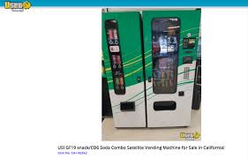 Used Vending Machines Ebay Extraordinary How To Start A Vending Machine Business In 48 Steps