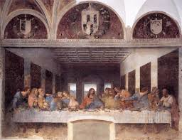 leonardo da vinci the last supper 1498 courtesy of wikia commons