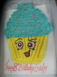 Shopkins Cupcake Cake Grandmas Country Oven Bake Shoppe