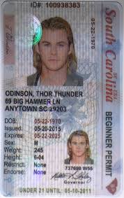 Under Id Carolina Drivers Idviking - Scannable License sc 21 South Ids Old Best Fake