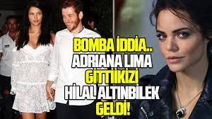 HİLAL ALTINBİLEK İLE ADRIANA LIMA'NIN ESKİ SEVGİLİSİ METİN HARA AŞK  YAŞIYOR! - YouTube