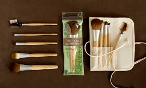 ecotools makeup brushes are bambootiful 116311