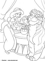Small Picture Coloring Pages Princess Aurora Loves Christmas Coloring Page Free
