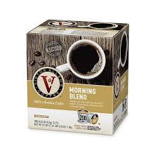 From the origin of colombia we offer this lively, bright and very satisfying coffee. Victor Allen Morning Blend Coffee Pods For Single Serve Coffee Makers 200 Count Bed Bath Beyond