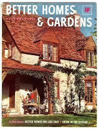better home and garden magazine. Home Garden Magazine Cover Of Better Homes And Gardens Vintage House Photo .