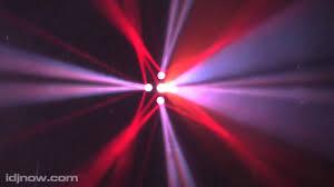 Circus Dj Light Chauvet Circus Led Effect Light At Winter Namm 2011 From Idjnow