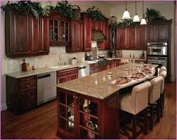 cherry kitchen cabinets photo gallery. Fascinating Dark Cherry Kitchen Cabinets Contemporary Decoration Photo Gallery L