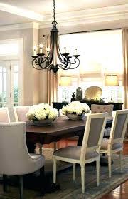 breakfast table lighting chandelier over dining pendant room lights medium houzz
