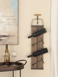 wood metal wine rack. Beautiful Rack Cole U0026 Grey WoodMetal 4 Bottle Wall Mounted Wine Rack Reviews  Wayfair On Wood Metal V