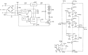patent us power supply and led lamp device patents patent drawing