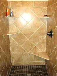 how to install mosaic floor tile laying mosaic tile shower floor how to install tile shower