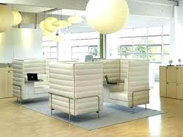 modern office look. Modern Office Partitions Look Comfortable Furniture Partition Systems