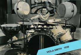 America's Fastest Girl Drummer' Viola Smith: Best of YouTube