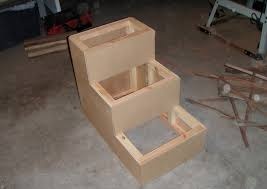diy pet stairs for small dogs