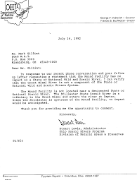 Letters Of Office Ea 1001 Environmental Assessment And Fonsi For Commercialization