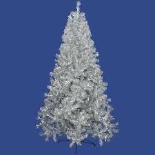 3 Foot Silver Christmas Tree
