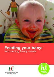 免费Baby Development Food Chart | 样本文件在Allbusinesstemplates.com