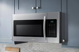 kenmore microwave hood combination. over-the-range microwave - stainless steel kenmore hood combination v