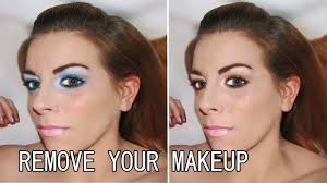 photo cs6 how to remove make up