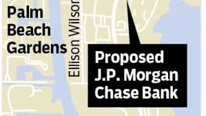 jp morgan chase proposing bank branch at wendy s site in palm beach gardens business the palm beach post west palm beach fl