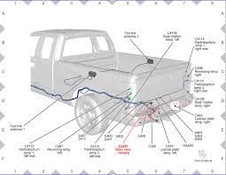 ford f150 fx4 backup camera Ford F150 Rear View Mirror Wiring Diagram Ford F150 Rear View Mirror Wiring Diagram #24 2010 ford f150 rear view mirror wiring diagram