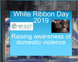 White Ribbon Day 2019 - Wellbeing Info