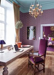 purple office decor. A Purple Décor Paradise In Norway Office Decor I