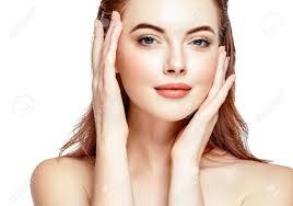 Skin Care Model Images - nuevo skincare