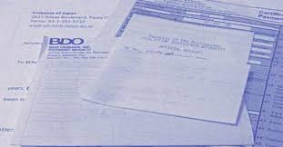 Steps On How To Get Bank Certificate In Bdo For Visa Application
